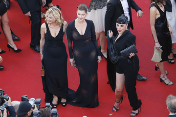 Rossy De Palma 'Okja' Red Carpet Arrivals - The 70th Annual Cannes Film Festival