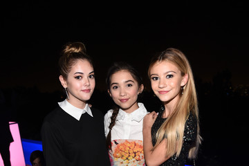 Rowan Blanchard 12th Annual Teen Vogue Young Hollywood Party With Emporio Armani