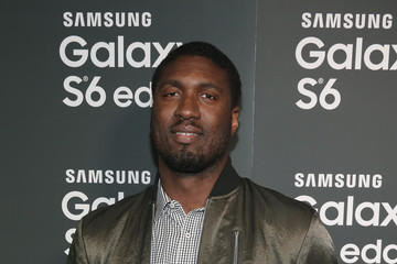 Roy Hibbert Samsung Launches the Galaxy S 6 and Galaxy S 6 edge in New York