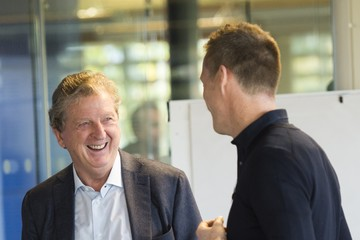 Roy Hodgson Leaders P8 Summit