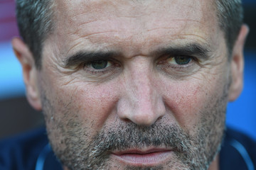Roy Keane Chesterfield v Aston Villa
