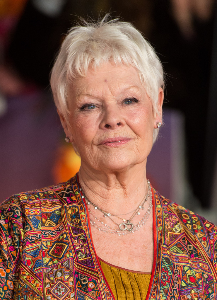 Dame Judi Dench Photos Photos The Royal Film Performance The Second Best Exotic Marigold
