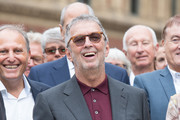 Eric Clapton attends the launch of the Royal Albert Hall 'Walk Of Fame' at Royal Albert Hall on September 4, 2018 in London, England.