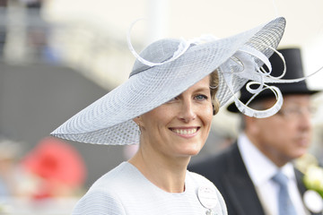 Sophie Countess of Wessex Royal Ascot 2012 - Day 2
