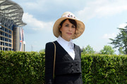 Stylist Caroline Sieber attends Royal Ascot 2015 at Ascot racecourse on June 16, 2015 in Ascot, England.