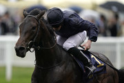 Ryan Moore riding Arizona win The Coventry Stakes on day one of Royal Ascot at Ascot Racecourse on June 18, 2019 in Ascot, England.