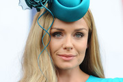 Katherine Jenkins attends Day 3 of Royal Ascot at Ascot Racecourse on June 19, 2014 in Ascot, England.