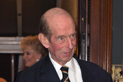 Prince Edward, Duke of Kent attends the annual Royal Festival of Remembrance at the Royal Albert Hall on November 12, 2016 in London, England.