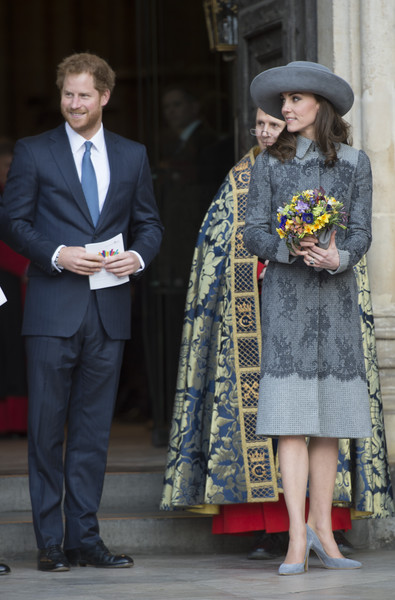 The Royal Family Attends The Commonwealth Observance Day Service