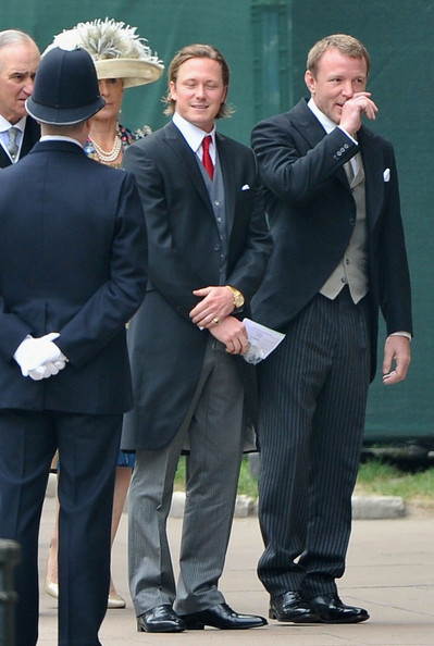 Guy+Ritchie in Royal Wedding - Wedding Guests And Party Make Their Way To Westminster Abbey