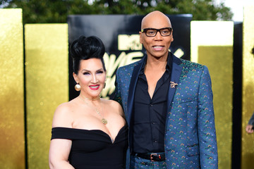 RuPaul 2017 MTV Movie and TV Awards - Red Carpet