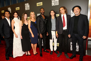 Ruben Blades 'Fear the Walking Dead' Season 2 Premiere