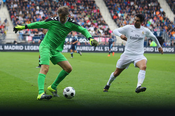Ruben De La Red Laureus KickOffForGood Charity Match