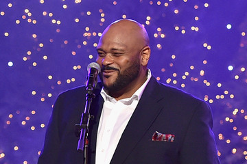Ruben Studdard 2015 Hollywood Christmas Parade