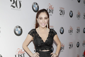 Rubi Molina Latina's 20th Anniversary Celebrating the Hollywood Hot List Honorees