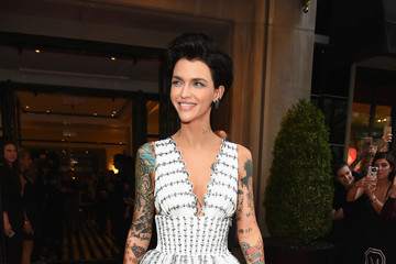 Ruby Rose The Mark Hotel Celebrates the 2017 Met Gala