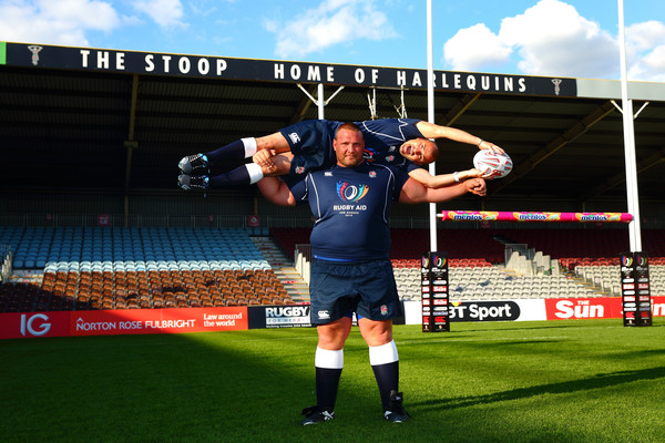 Terry Hollands