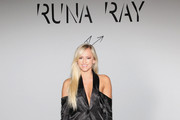 Professional wrestler, model, actress of WWE's Summer Rae, Danielle Moinet attends the Runa Ray fashion show during New York Fashion Week: First Stage at The Gallery at The Dream Downtown Hotel on September 9, 2017 in New York City.