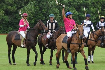 Katie Price Leandro Penna Rundle Cup 2012