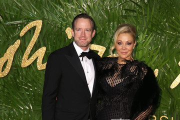 Rupert Adams The Fashion Awards 2017 in Partnership With Swarovski - Red Carpet Arrivals