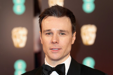 Rupert Evans EE British Academy Film Awards - Red Carpet Arrivals