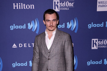 Rupert Friend 26th Annual GLAAD Media Awards In New York - Backstage