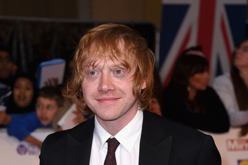 Rupert Grint Pride of Britain Awards - Red Carpet Arrivals