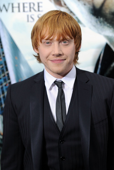 "Rupert Grint Rupert Grint attends the premiere of ""Harry Potter and the Deathly Hallows - Part 1"" at Alice Tully Hall on November 15, 2010 in New York City."