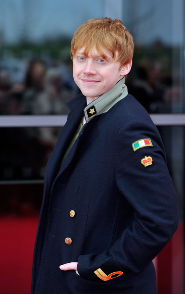Rupert Grint Rupert Grint  attends the Grand Opening of the Warner Bros. Studio Tour London: The Making of Harry Potter on March 31, 2012 in Watford, England.
