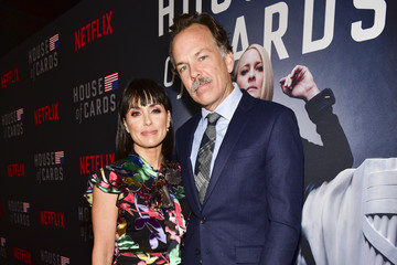 Russ Lamoureux Los Angeles Premiere Screening Of Netflix's 'House Of Cards' Season 6 - Red Carpet