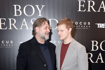 Russell Crowe 'Boy Erased' New York Screening