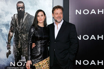 Russell Crowe Jennifer Connelly 'Noah' Premieres in NYC — Part 4