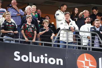 Russell Crowe NRL Semi Final - Rabbitohs vs. Dragons