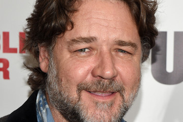 Russell Crowe 'Grounded' Opening Night Party