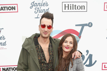 Russell Dickerson Steven Tyler's 2nd Annual Grammy Awards Viewing Party To Benefit Janie's Fund Presented By Live Nation - Red Carpet