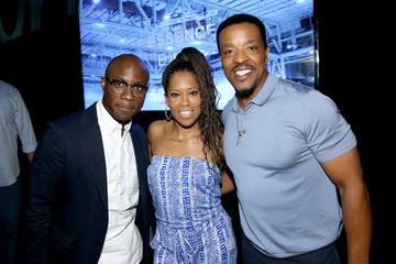Russell Hornsby 'If Beale Street Could Talk' Movie Cast And Filmmakers At Essence Festival 2018