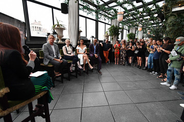Russell James Lifetime Hosts Cocktails and a Conversation to Celebrate the Premiere of 'American Beauty Star'
