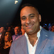 Russell Peters Ringside At 'Mayweather VS Pacquiao'