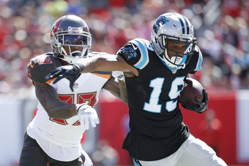 Russell Shepard Carolina Panthers v Tampa Bay Buccaneers