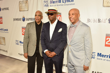 Russell Simmons RUSH Philanthropic Arts Foundation Celebrates 20th Anniversary at Art For Life Sponsored By Bombay Sapphire Gin