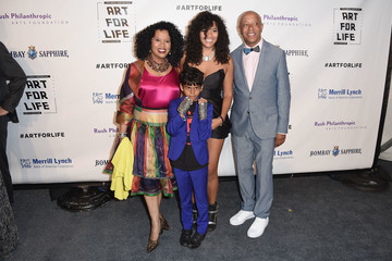 Russell Simmons Rush Philanthropic Arts Foundation's 2016 ART FOR LIFE Benefit - Arrivals and Cocktails