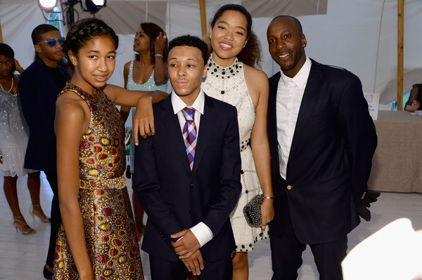 Russell Simmons Ii >> Russell Simmons Jr. and Vlad Charles Photos Photos - Zimbio