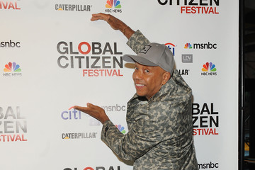 Russell Simmons Global Citizen Festival Launch Party