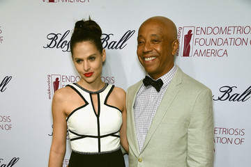 Russell Simmons 7th Annual Blossom Ball Benefiting the Endometriosis Foundation of America Hosted By EFA Founders Padma Lakshmi And Tamer Seckin, MD - Arrivals