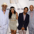 Angela Simmons and Russell Simmons Photos