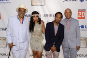 Angela Simmons and Russell Simmons Photos Photo