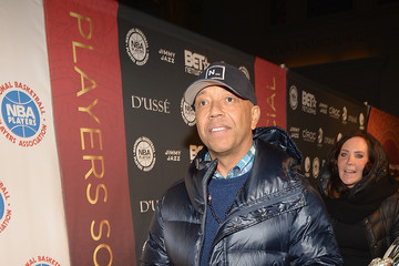 Russell Simmons NBPA All-Star Players Social