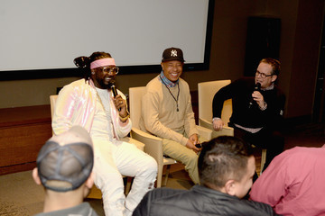 Russell Simmons Spotify/ All Def Digital Traffic Jams Premiere Party