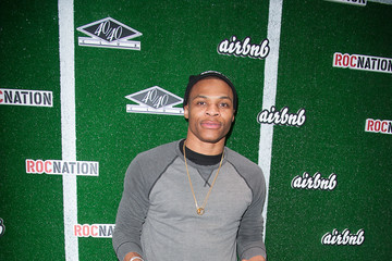 Russell Westbrook 'Digital Mixer' Event in NYC