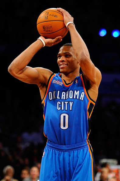 Russell Westbrook - The Taco Bell Skills Challenge